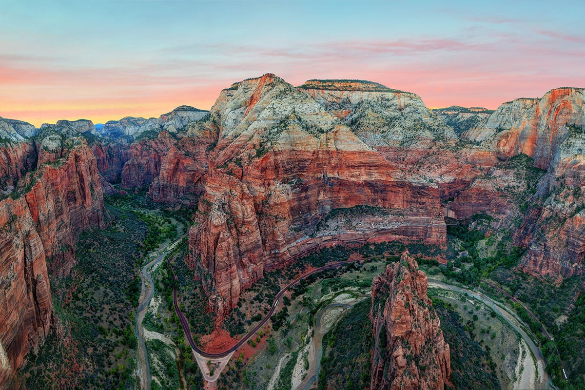 Plan your trip to Zion with this Zion National Park travel guide, with info on Zion's campgrounds, must-do trails, permits, park shuttle & more.