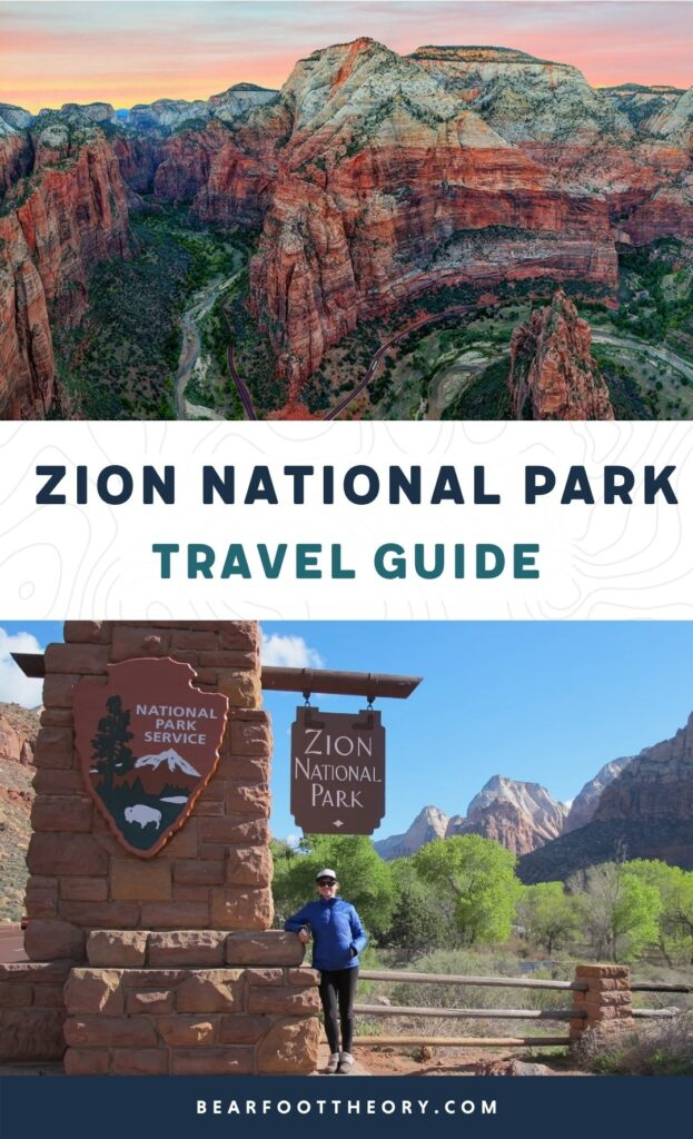 Plan your trip to Zion National Park with this travel guide complete with info on campgrounds, must-do trails, permits, park shuttle & more.