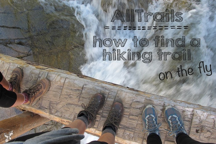 How to find a local hiking trail