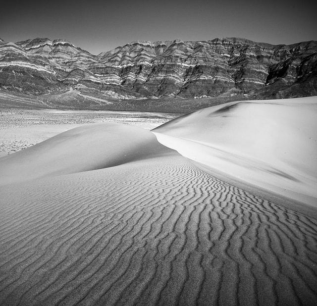 Eureka-Sand-Dunes-Death Valley