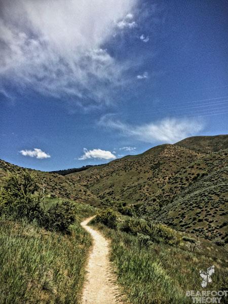 outdoor idaho bike trails