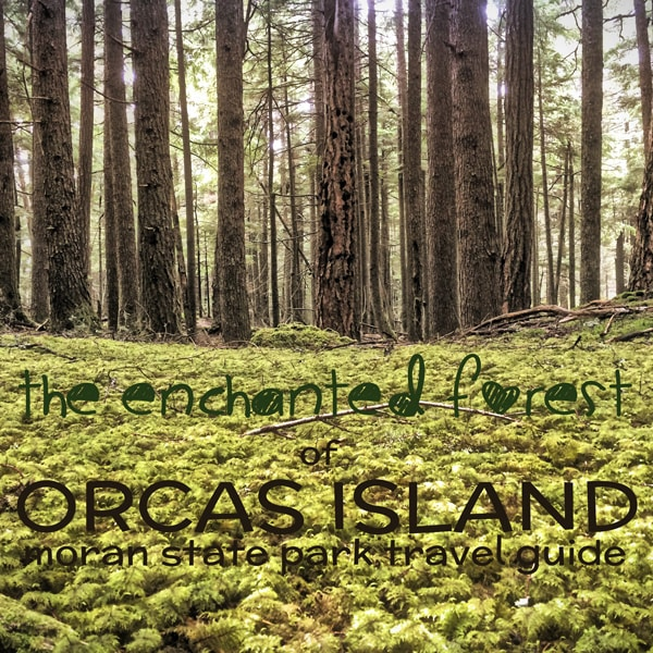 Language In 45 And 47 Stella Street: Orcas Island Travel Tips: Moran State Park Travel Guide