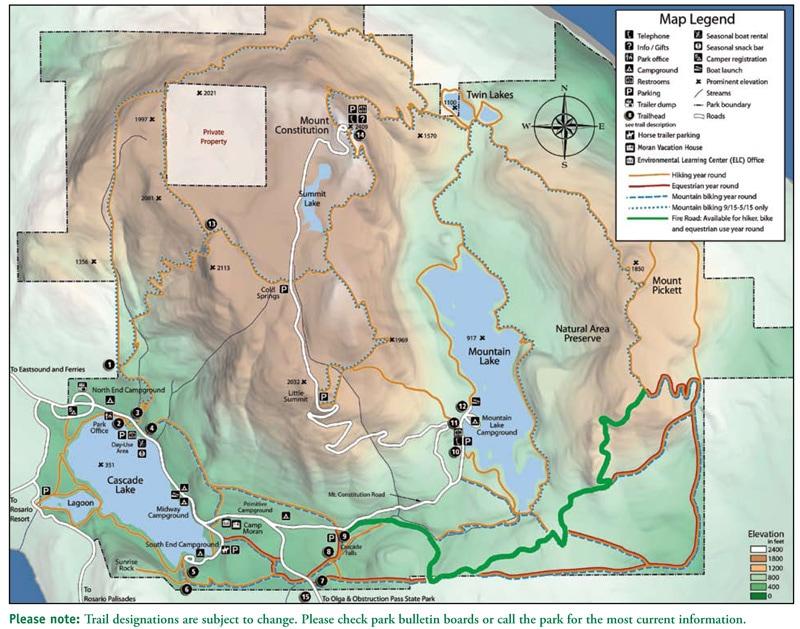 Moran-State-Park-Map