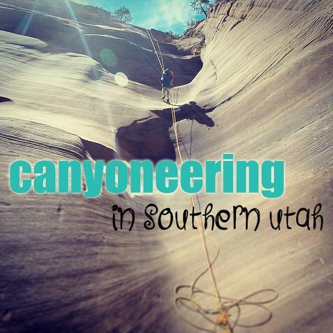 Canyoneering-Utah-feature image