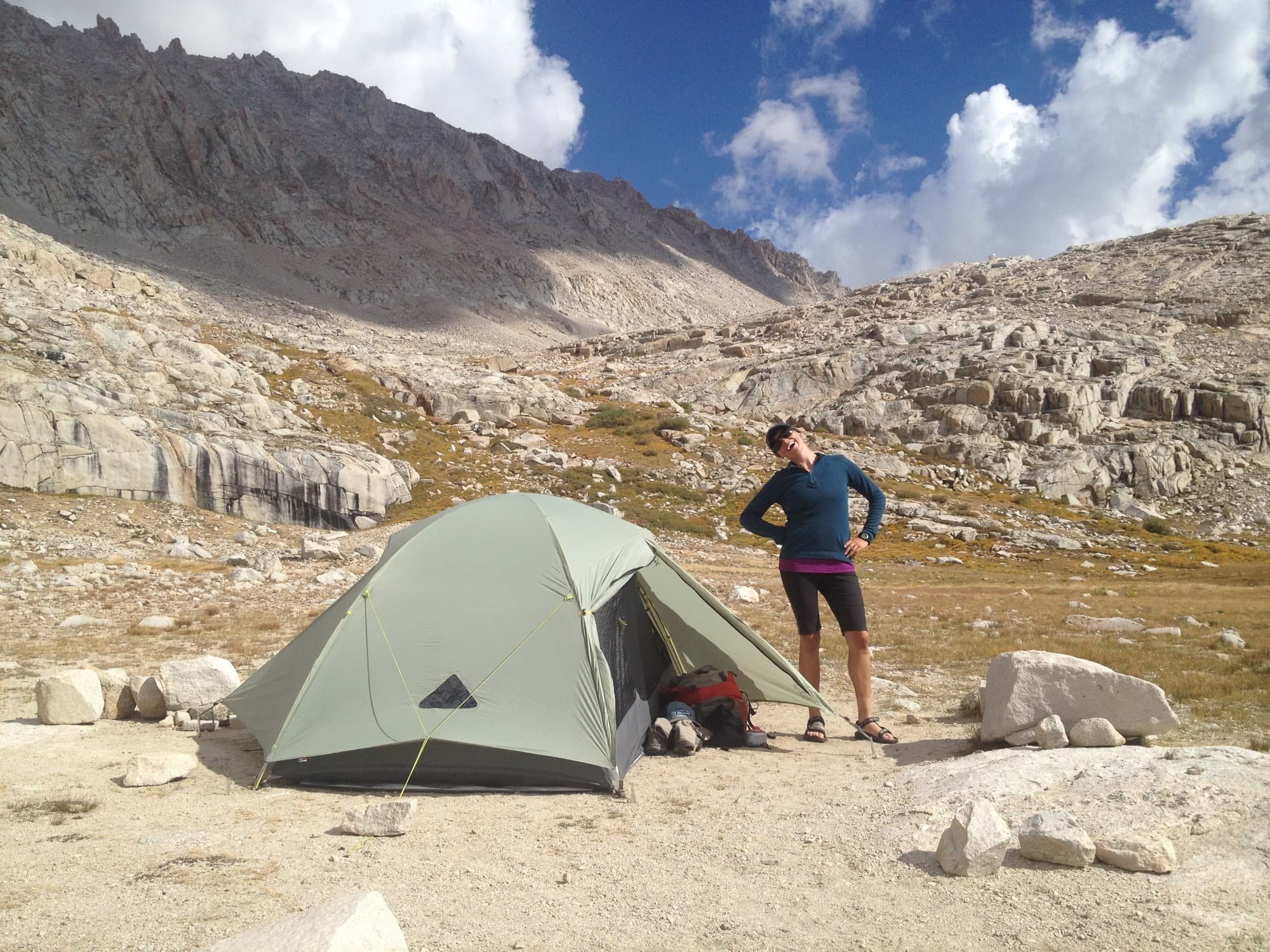 Complete John Muir Trail Gear List (2021)