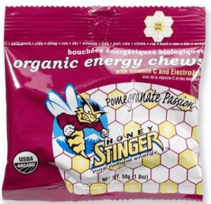 Honey Stinger Energy Chews // Simple lightweight backpacking food ideas from breakfast to dinner. These are delicious, easy to prepare & require little cleanup.
