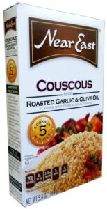 Couscous // Simple lightweight backpacking food ideas from breakfast to dinner. These are delicious, easy to prepare & require little cleanup.