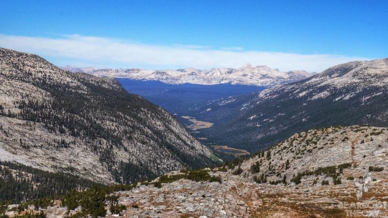 Lyell-Canyon-Donahue-Pass