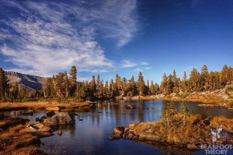Davis Lake-John-Muir-Trail