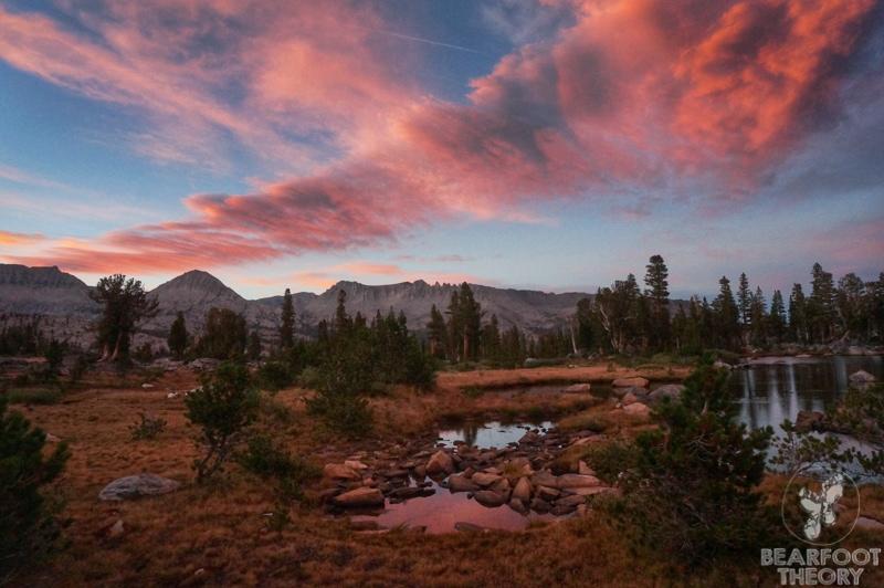 Davis-Lake-John Muir Trail