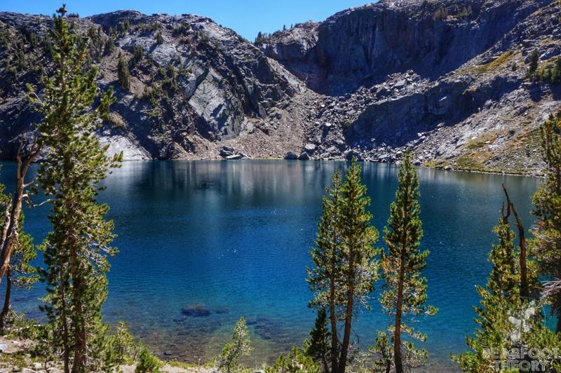 Ruby-Lake-John Muir Trail