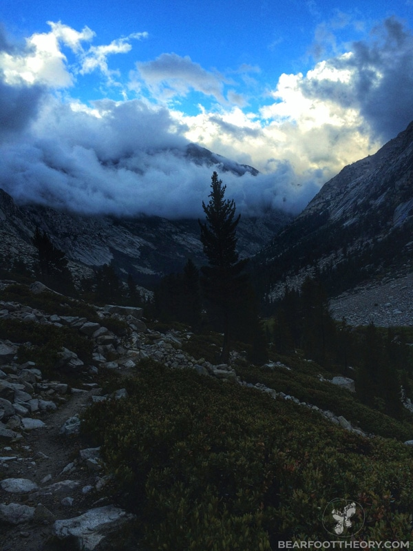 John Muir Trail Big Pete Meadow