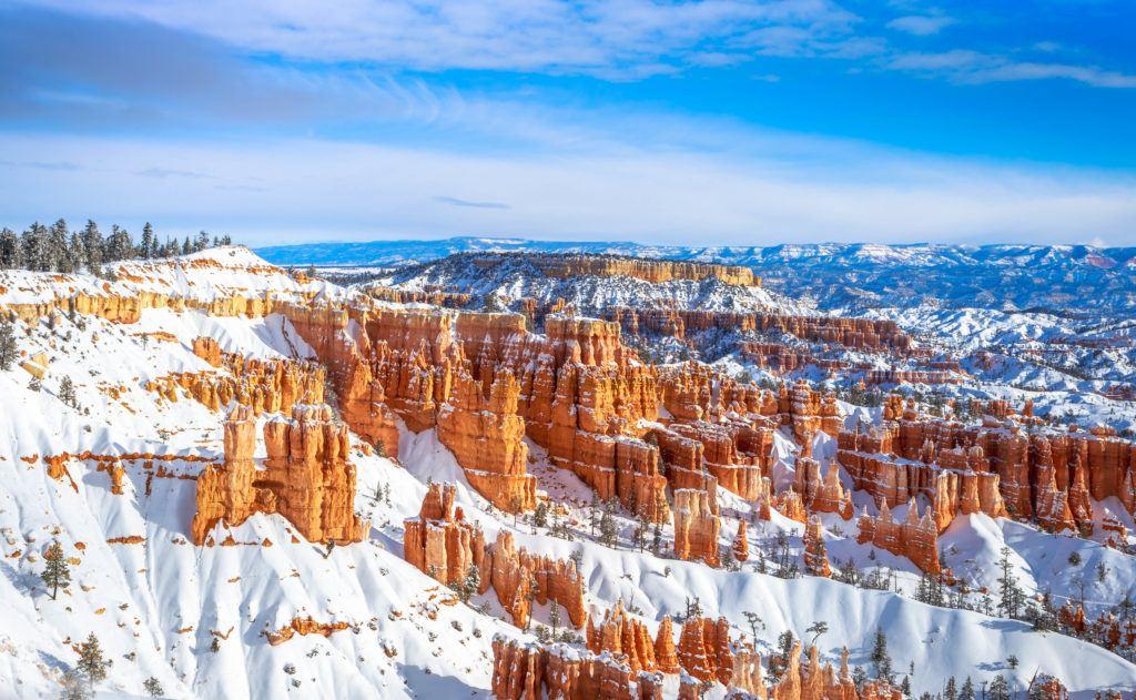 best-snowshoeing-destinations