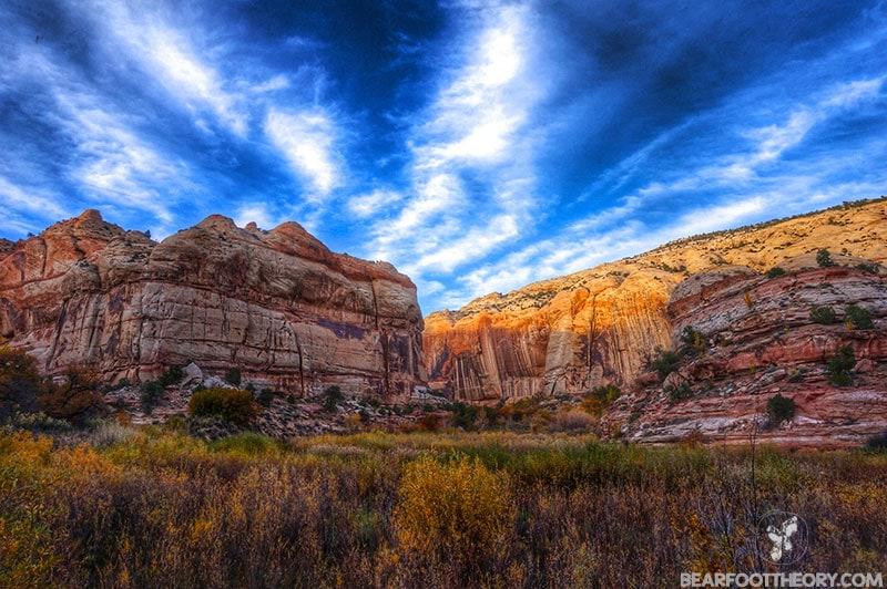 Calf-Creek-Falls-hike-2