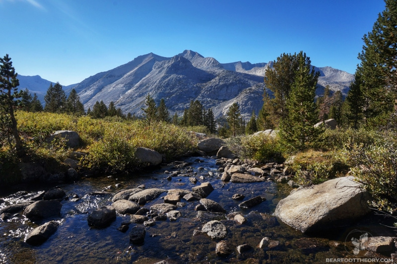 John Muir Trail Kings River