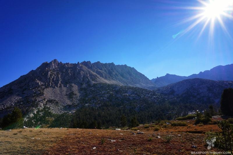 John Muir Trail - Pinchot Pass