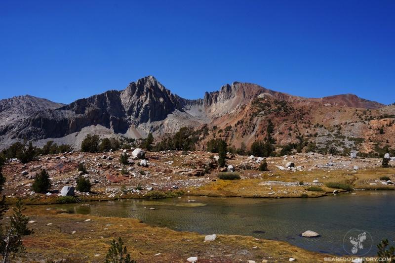 John Muir Trail - Kings Canyon