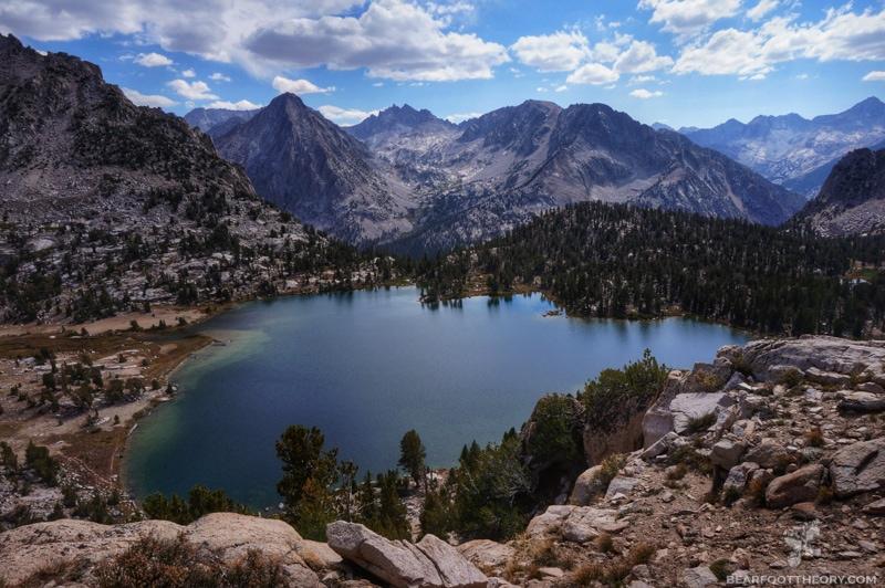 John Muir Trail - Glenn Pass