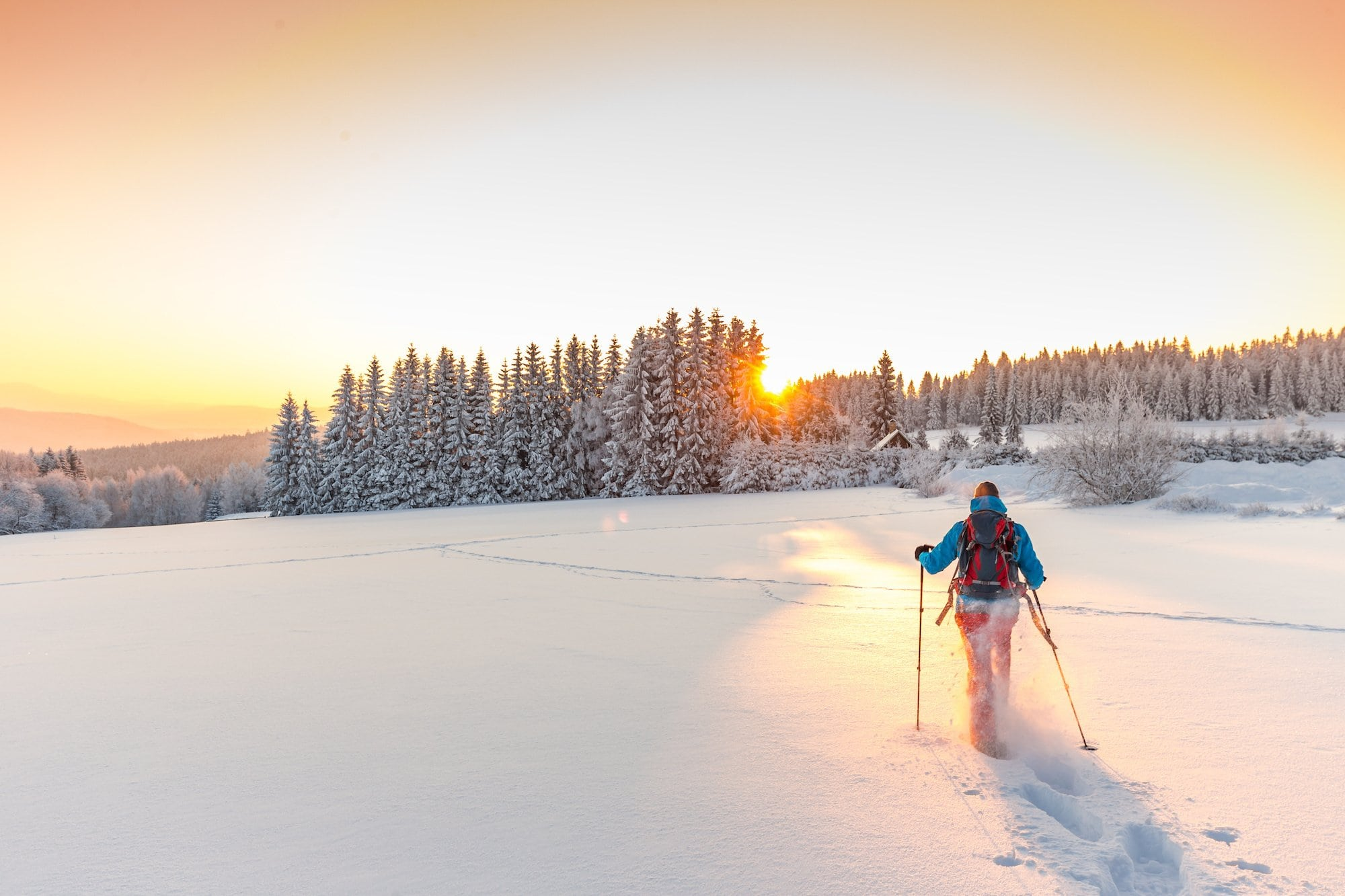 10 Places to go Snowshoeing in the Western US