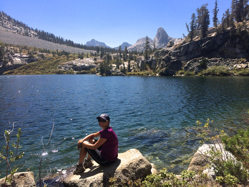 John Muir Trail - Dollar Lake