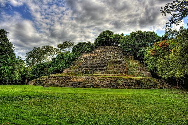 Lamanai Ruins - Belize travel