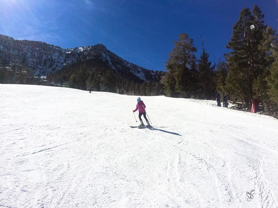 Las Vegas Ski and Snowboard Resort - 40 minutes from the Vegas Strip