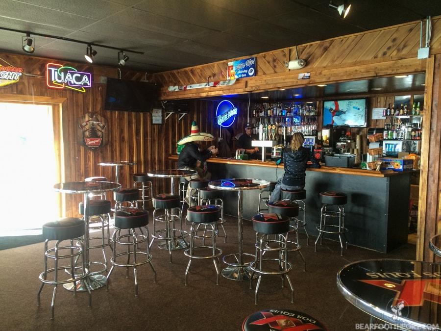 Bristlecone Bar at Las Vegas Ski and Snowboard Resort - 40 minutes from the Vegas Strip