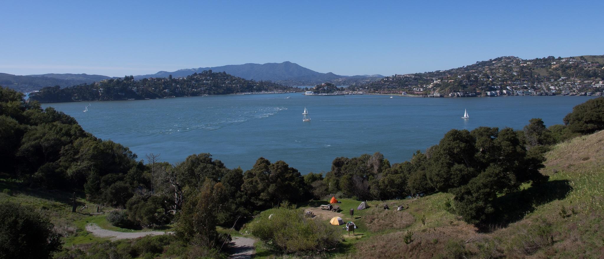 Best walkup campsites in California
