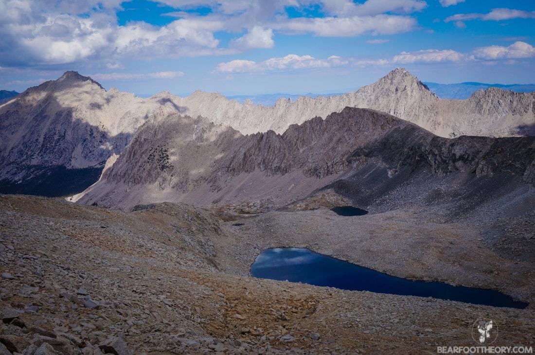 John Muir Trail Trip Report: Forester Pass