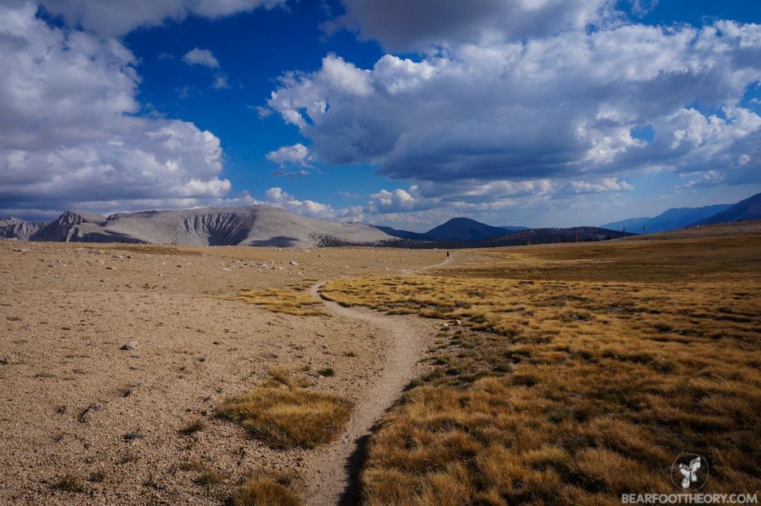 John Muir Trail Trip Report: Bighorn Plateau