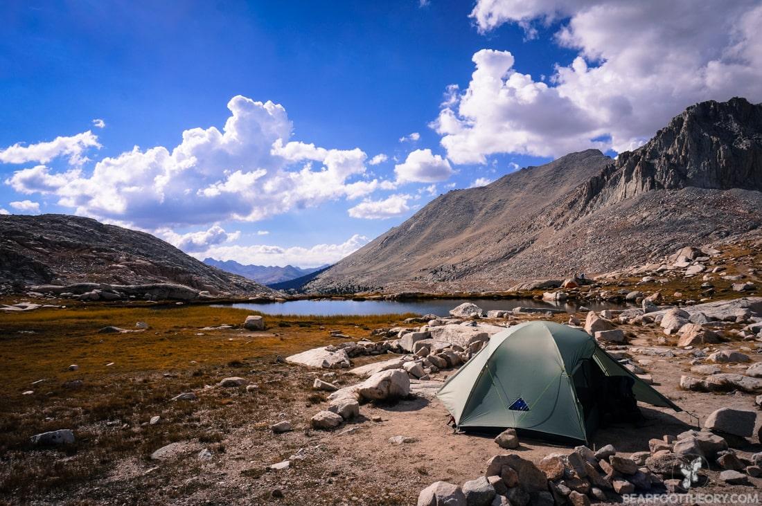 John Muir Trail Trip Report: Guitar Lake