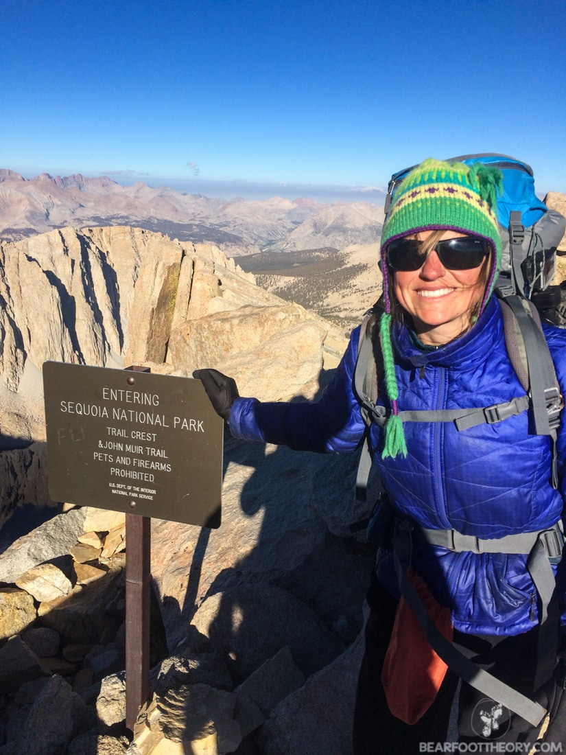 Southern Terminus of the John Muir Trail