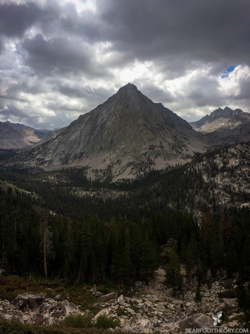 John Muir Trail Trip Report: East Vidette Peak
