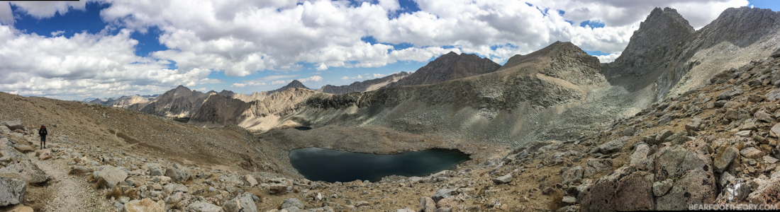 John Muir Trail Trip Report: Forester Pass