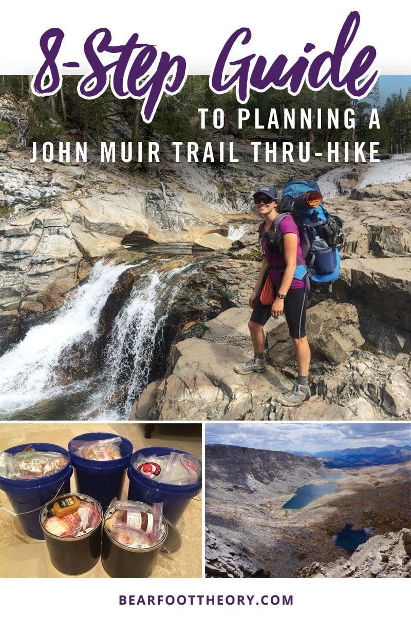 Hiking the John Muir Trail? Get organized and simplify your planning with this step-by-step John Muir Trail Planning Guide w/ info on gear, resupply & more.
