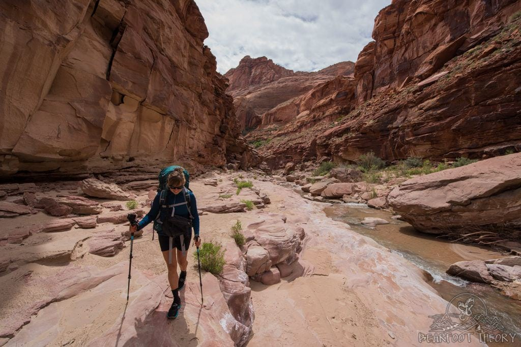 This complete Paria Canyon backpacking guide covers permits, camping, maps, gear, and more to prepare you for this epic Utah hike.