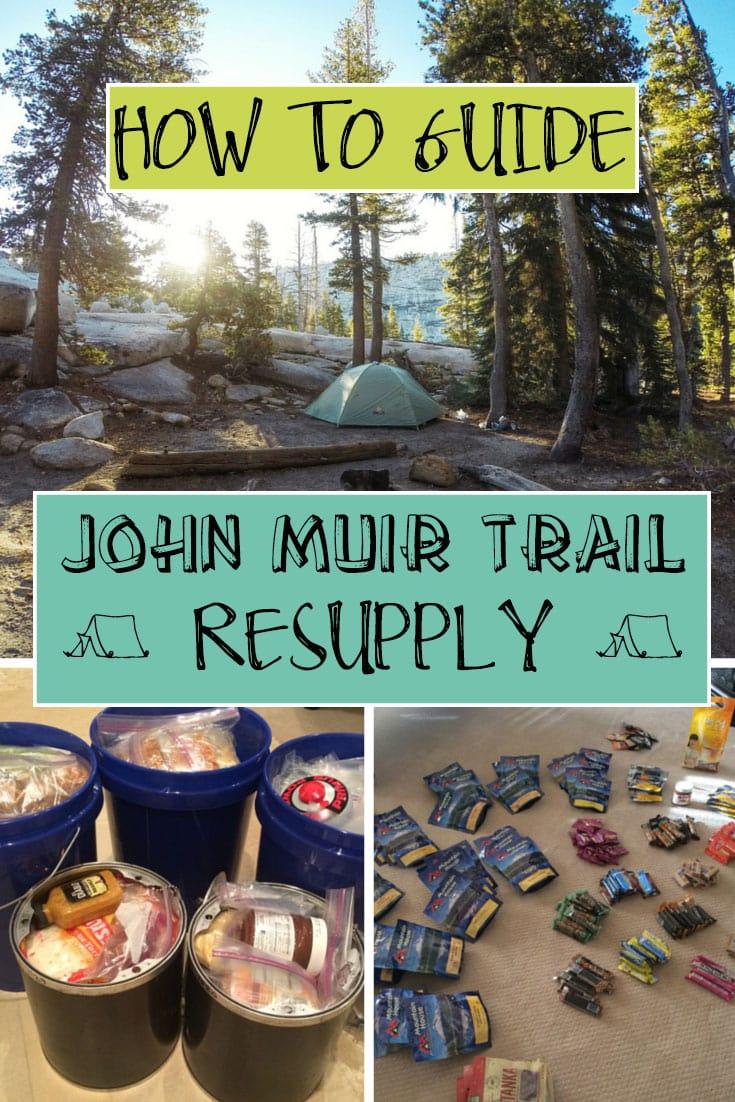 John Muir Trail Resupply Guide