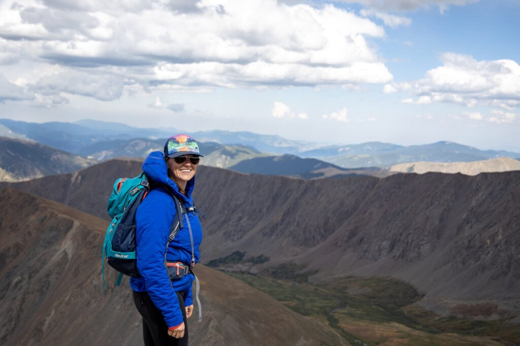 Hiking to the top of a 14,000-foot mountain is a quintessential Colorado adventure. Here are our best tips for climbing your first 14er.