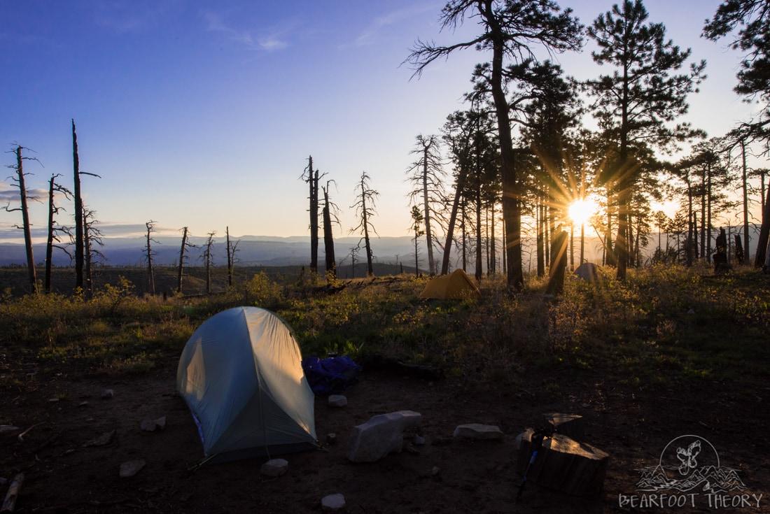 Mountain Hardwear SuperMega UL 2 tent