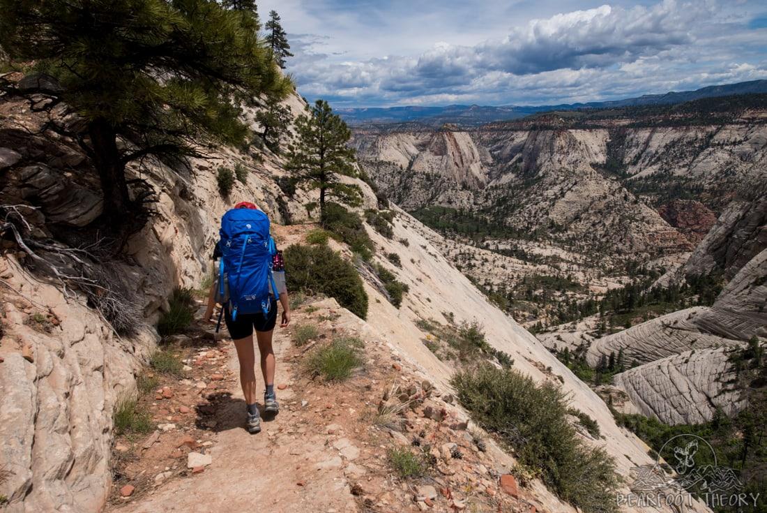 Mountain Hardwear Ozonic 50 OutDry Waterproof Backpack