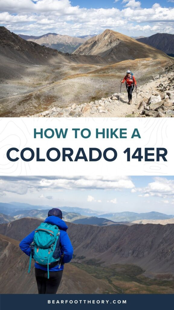 Hiking to the top of a 14,000-foot mountain is a quintessential Colorado adventure. Here are our best tips for preparing for your first 14er.
