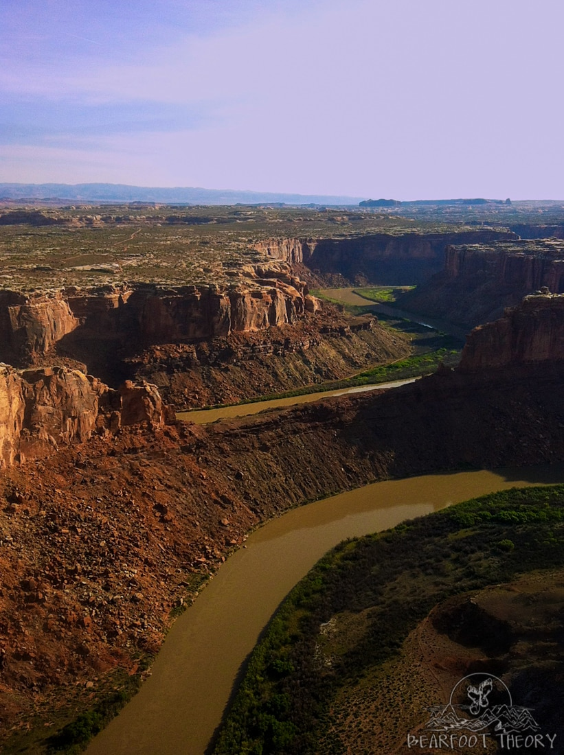 River Trips for Beginners: Labyrinth Canyon, Utah