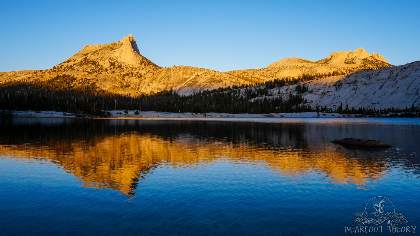 1 - Cathedral Lakes