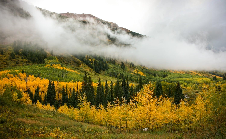 Fall in Aspen, Colorado