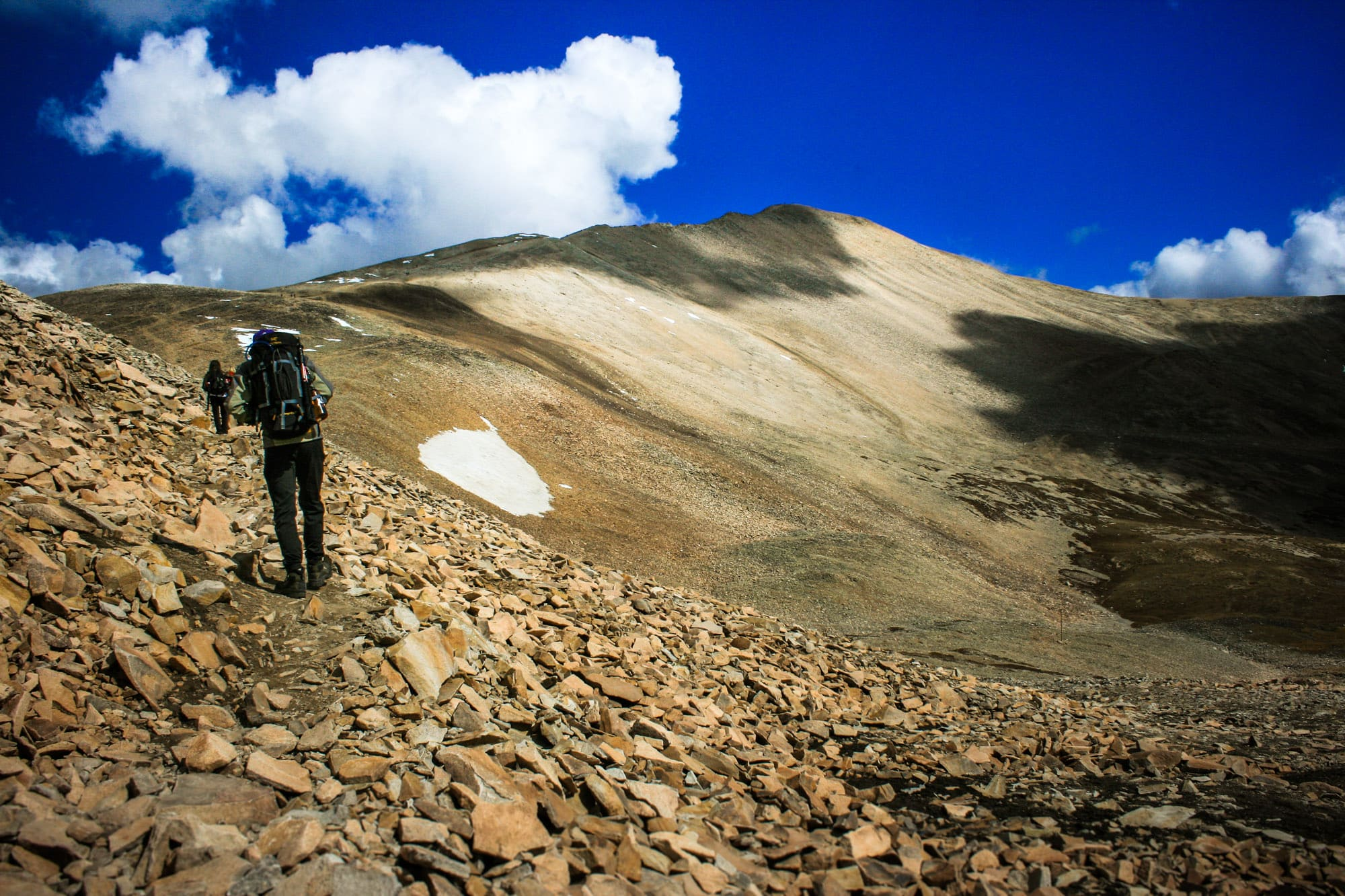 Hiking Mount Sherman - one of Colorado's best 14ers