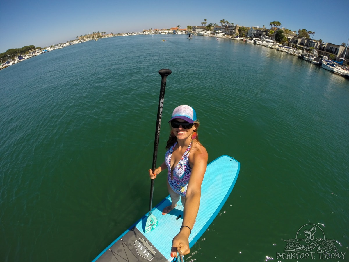 Huntington Beach Travel Tips: Stand up paddle boarding lesson with local pro-surfer Rocky McKinnon