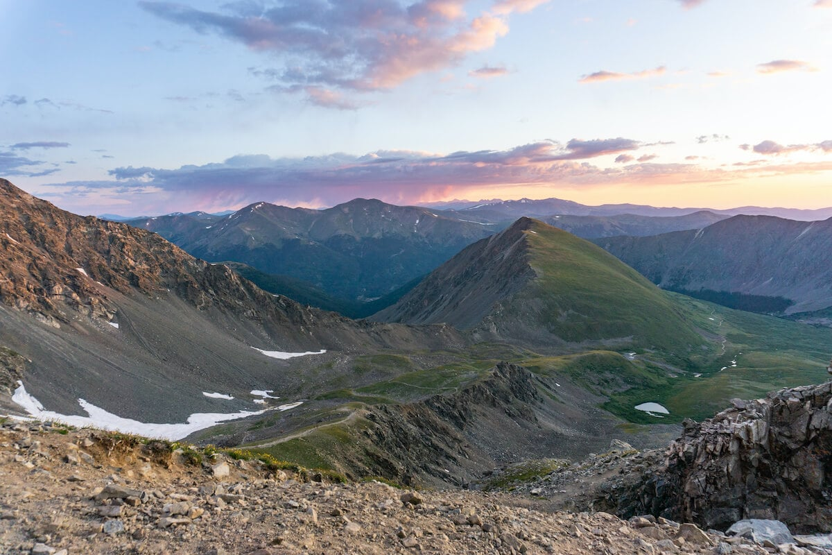 6 Easy Colorado 14ers for Your First Summit