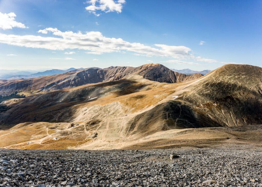 Mount Sherman // easy Colorado fourteener