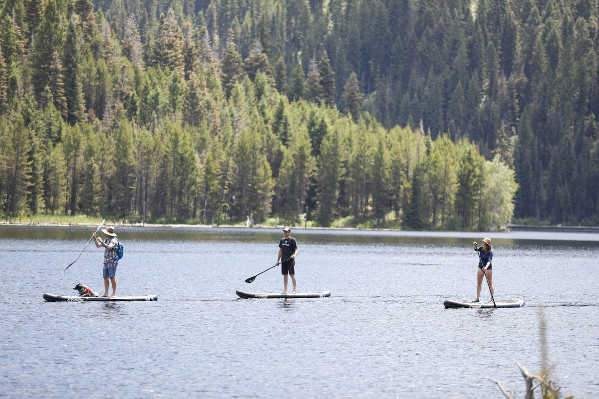 Paddle Boarding for Beginners: SUP Tips and Gear