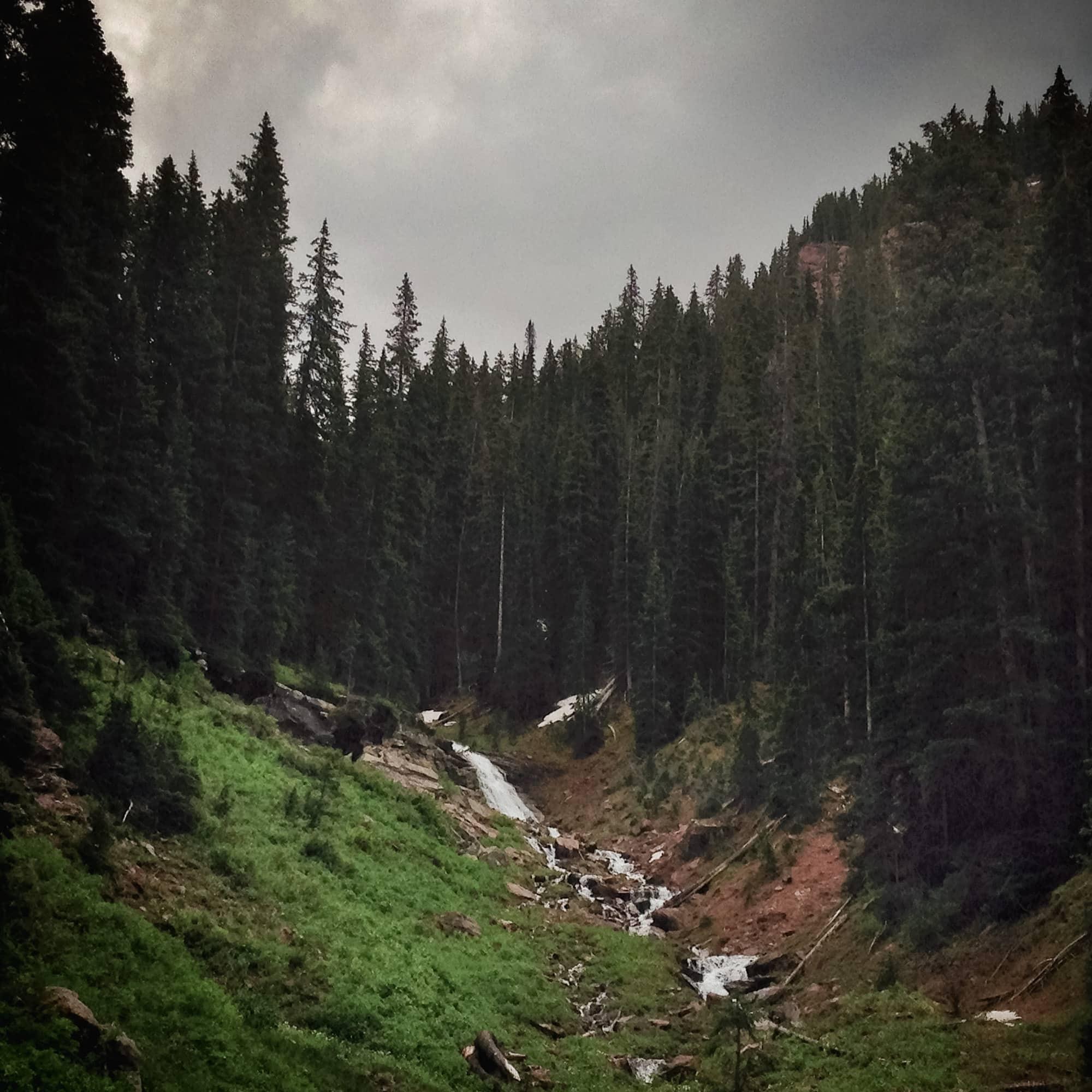East Creek Trail in Colorado